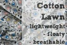 Sewing With Cotton Lawn