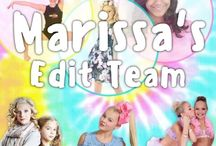 Marissa's New Edit Team / Comment to join! I run on a three strike system so please participate!