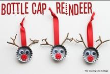 Christmas ornaments / Christmas ornaments for us to make