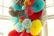 Hostess w/ the mostest  / Great party ideas. Let's party!
