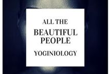 beautiful people {yoginiology} / the expected and the unexpected. celebrating beauty everywhere.