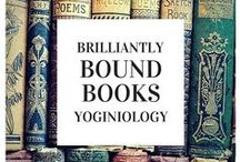 bound {yoginiology} / bound yoga poses are usually our deal, but this is bondage. book-style.