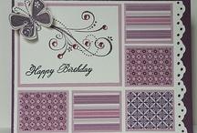 Birthday cards / by Lynn Stubbe