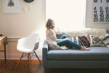 Living Room Ideas / by Alexa Talbot