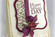 Cards - Mothers Day/Fathers Day / by Lynn Stubbe