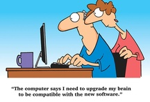 Funny App/Education/Tech Cartoons / Funny cartoons that make fun of apps and their users.
