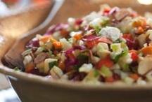 Salads, Slaw, Salsa! / by Lynn Stubbe