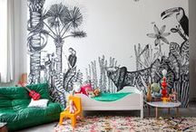 Kiddies Rooms / by Little Miss Wong
