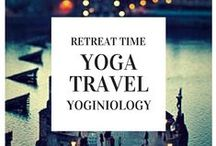 yoga travel {yoginiology} / wanderlust at its finest. join us for the best in yoga travel, yoga retreats, yoga trips and yoga vacations. (you know you want to)
