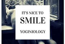 smile {yoginiology} / a tried and true way of curing RBF