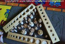 Montessori Homeschool / by The Natural Homeschool