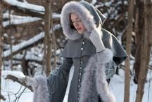 Coats/Capes/Cloaks / by Shell Kolb
