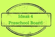4 Preschool / crafts, art, snacks and other creative ideas for preschool / by Amber Whitehead