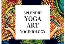 yoga art and other splendor {yoginiology} / a celebration of beautiful yoga art and other artistic talent (like seriously crazy awesome talent)