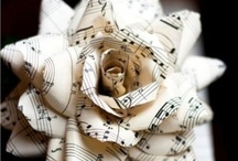 """A Magic Beyond / """"Ah, music,"""" he said, wiping his eyes. """"A magic beyond all we do here!""""  ― J.K. Rowling, Harry Potter and the Sorcerer's Stone I really, really love music. I'm in concert band and marching band and pep bad, playing my clarinet whom I have named Lysander. I also like to sing (though not very well) and, of course, listen. / by Lauren Payne"""