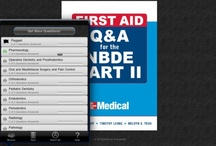 NBDE Part II First Aid Q&A / Whoever said that studying had to be a chore? With the First Aid Q&A for NBDE Part II app, you have the power to turn study time into play time. Tired of lugging around heavy textbooks and review guides? Let this app lighten your load. With questions and detailed answers covering topics included in the NBDE and dental boards, this app is a great place to start your test prep.