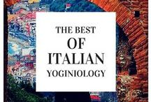 italian {yoginiology} / an Italian yoga retreat? mamma mia! <3