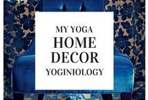 yoga home decor {yoginiology} / beautiful things for beautiful yoga homes lived in by beautiful people