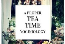 tea time {yoginiology} / how to host a proper tea party in yoga leggings