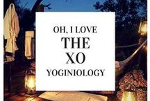 xo {yoginiology} / because being in love is a wonderful feeling (so is a scalp massage in savasana but why not have it all!)