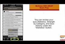 McGraw-Hill's MCAT Exam Prep: Biology, General Chemistry, Organic Chemistry, and Physics / Studying for the MCAT has never been easier. With McGraw-Hill's MCAT Exam Prep app, enjoy a wealth of essential information in a variety of formats and right at your fingertips. This app is the ideal way to sharpen your skills and prepare for the exam.   The free starter pack includes 25 complimentary questions and detailed explanations in each topic. The high value content is derived from McGraw-Hill's 500 Questions Series as well as the McGraw-Hill MCAT Flashcards set.