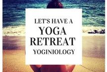 yoga retreat {yoginiology} / beach looks, must-do retreats, yoga vacations of a lifetime, and just another reason to get on Pinterest