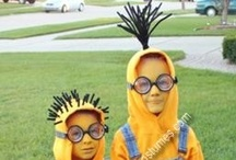 Costumes For Kids  / DIY and family friendly costumes / by Amber Whitehead