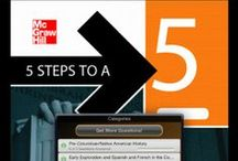 McGraw-Hill AP Exam Prep - 5 Steps to a 5 - Questions to Know by Test Day  / Want to know what it feels like to have the world at your fingertips? Using this app, you just might get a glimmer. With content derived directly from the successful McGraw-Hill AP 5 Steps to a 5 series, the questions and detailed explanations closely mirror the topic, format, and degree of difficulty found in the actual AP exams. So don't leave anything to chance. Optimize your study time today with AP Exam Prep, the most comprehensive AP app on the market.