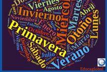 Clase de español nivel A1 inicial / Spanish course / Gramática y vocabulario para un nivel inicial de español.