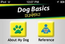 Dog Basics For Dummies / Unconditional love. It's one of the joys of dog ownership. But owning a dog is not without its challenges. With this dynamic and engaging app, life just got a little easier.   Download of the app is FREE as are many of its features including the reminders, locator map and search engine, scrapbook, clicker, and personality profile tool. Access to the reference material provided by Wiley is available through in-app purchase on the device itself.