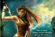 The Shadow Reader Novels / Book covers, character inspiration, and setting inspiration from my urban fantasy series, the Shadow Reader novels.