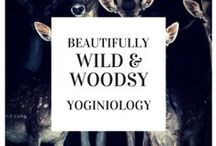 woodsy {yoginiology} / into the woods we go!