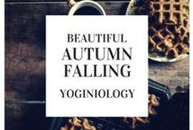 falling {yoginiology} / mandate #47: all females should love fall