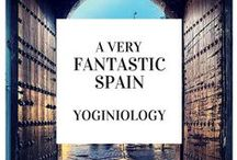 spanish {yoginiology} / we think Spain is a lovely setting for all sorts of parties and events. (A yoga retreat just happens to be at the top of our list) hola Spain, mi amor <3