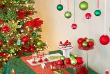 Be Merry (the Christmas board) / by Chamberlaine B.