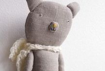 soft & sweet / Soft and sweet soft toy ideas