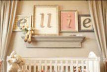 Ava's Nursery / by Stephanie Hamlett Eubanks