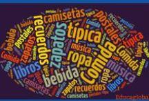 Clase de conversación en español / Ideas, fotos, pósters, infografías y mucho más para conversar en la clase de ELE