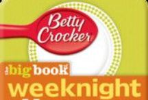 Betty Crocker's The Big Book of Series / From the experts at Betty Crocker comes three innovative, easy-to-use apps from The Big Book of Series - Weeknight Dinners, Cookies, and now, Cupcakes. No one knows more about creating delicious, varied, and easy-to-prepare dinners and mouth-watering desserts than Betty Crocker. With these innovative and endlessly useful apps in your toolkit, it's never been simpler to find inventive, easy-to-follow recipes and impress your family and friends with your culinary creations.