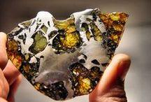Nature & Art - Rocks - Meteorites + Metals / by Liz Ronning