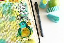 Bible Journaling / The art and craft of illustrating your faith