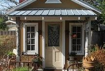 Garden sheds / Ideas for the perfect garden shed / summer house