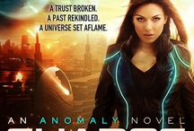 The Anomaly Novels