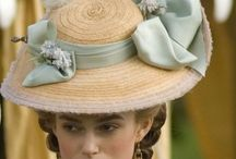 18th Century Hats / Head west of the 18th Century lady