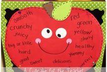 Jennuine September Ideas / Here are some fun classroom ideas for September