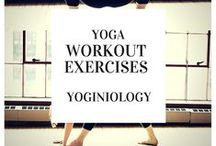 yoga workout exercises {yoginiology} / Discover the best yoga workout and other yoga poses, yoga for beginners and yoga inspiration that will catapult your yoga practice to the next level. Whether it's yoga for abs, yoga for anxiety, yoga for flexibility or even yoga for weight loss - you'll find it all right here.