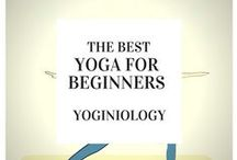 yoga for beginners {yoginiology} / Looking for yoga for beginners? Look no further. Find yoga beginners videos, yoga for back pain, yoga for kids,  yoga for beginners flexibility, yoga for beginners routines, even yoga for weight loss and yoga for beginners plus size! You'll discover yoga poses for beginners, yoga poses for flexibility, yoga poses for abs and so much more!