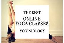 yoga video {yoginiology} / Explore yoga videos for beginners and find your perfect yoga video workout. You'll get yoga for beginners videos, yoga workout dvd, pregnancy yoga videos, and even yoga videos for weight loss, yoga videos for abs, yoga workout videos for flexibility and much more!