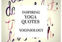 yoga quotes {yoginiology} / yoga quotes and other wordy inspiration for practicing daily awesomeness