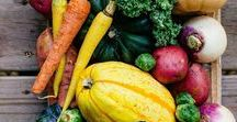 Autumn Food / Ideas for autumn recipes, autumn foods to try and taste and beautiful autumn food stylised photo ideas.